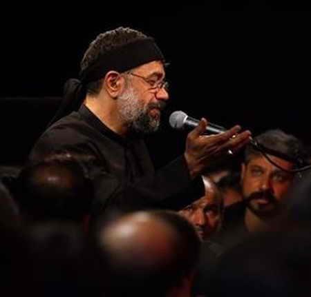 دانلود نوحه محمود کریمی ببار ای بارون ببار
